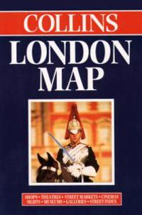 Collins London Map
