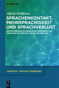 Sprachenkontakt, Mehrsprachigkeit Und Sprachverlust: Deutschböhmisch-Bairische Minderheitensprachen in Den USA Und in Neuseeland