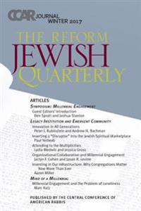 Ccar Journal: The Reform Jewish Quarterly-Winter 2017