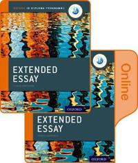 Extended Essay Print + Online Course Book Pack: Oxford Ib Diploma Programme