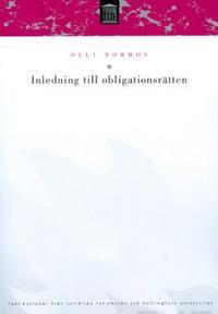 Inledning till obligationsrätten