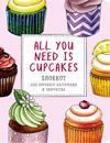 All you need is cupcakes. Bloknot dlja khoroshego nastroenija i tvorchestva