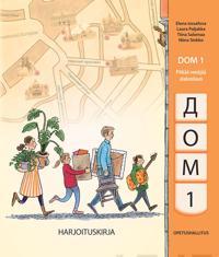 DOM 1 - Pitkää venäjää alakouluun, harjoituskirja ja kaunokirjoitusvihko