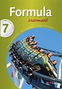 Formula 7 Elevbok inkl DVD