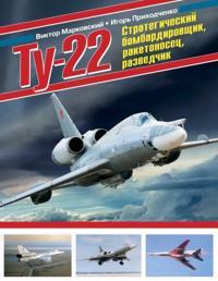 TU-22. Strategicheskij bombardirovschik, raketonosets, razvedchik