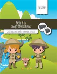Emsteps #14 Como Dinossauros: Guia Para Construções Com Peças Básicas