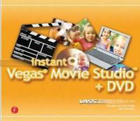 Instant Vegas Movie Studio + DVD