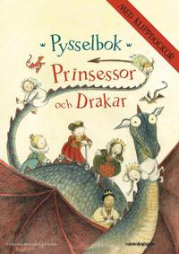 Prinsessor och drakar - Pysselbok