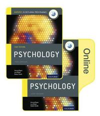 Ib Psychology Print and Online Course Book Pack