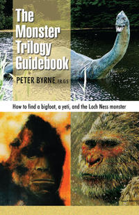 Monster trilogy guidebook - how to find a bigfoot, a yeti & the loch ness m