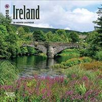 Ireland 2018 Calendar