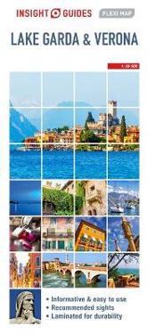 Insight Flexi Map Lake Garda & Verona