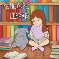 Penelope Goes to the Library
