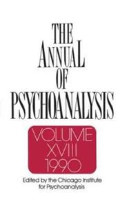 The Annual of Psychoanalysis, 1990