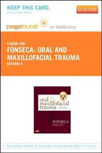 Oral and Maxillofacial Trauma - Elsevier E-Book on Vitalsource (Retail Access Card)