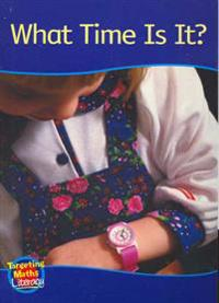 What time is it? reader - lets measure