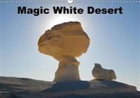 Magic White Desert 2018