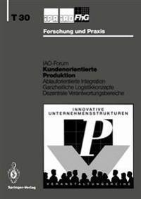 Kundenorientierte Produktion