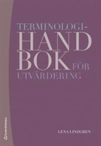 Terminologihandbok för utvärdering