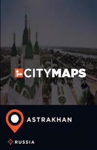 City Maps Astrakhan Russia
