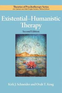 Existential - Humanistic Therapy