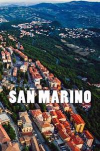 San Marino: 150 Lined Pages