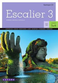 Escalier 3 Opettajan cd (OPS16)
