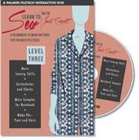 Learn to Sew With Janet Corzatt, Level 3