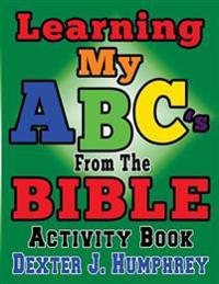 Learning My ABC's from the Bible Activity Book