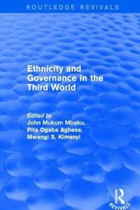 Ethnicity and Governance in the Third World