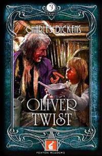 Oliver Twist Foxton Reader Level 3 (900 headwords B1/B2)