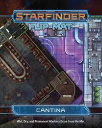 Starfinder Flip-mat Cantina