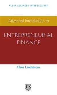 Advanced Introduction to Entrepreneurial Finance