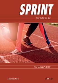 Sprint nybörjare, övningsbok