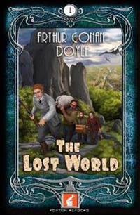 Lost World Foxton Reader Level 1 (400 headwords A1/A2)