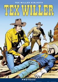 Tex Willer - Proteus!