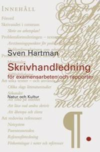 Skrivhandledning för examensarbeten och rapporter