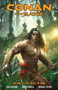Conan the Slayer Volume 2