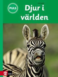 Biologi 4-6 Djur i världen, Faktabok