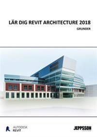 Revit Architecture 2018, grunder (färg)