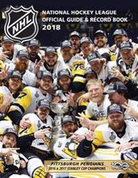 National Hockey League Official Guide & Record Book 2018