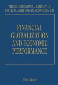 Financial Globalization and Economic Performance