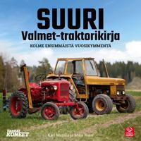 Suuri Valmet-traktorikirja
