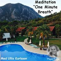 Meditation One Minute Breath
