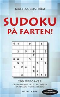 Sudoku på farten! - Mattias Boström | Ridgeroadrun.org