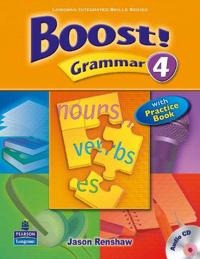 Boost! Grammar Level 4 SB w/CD