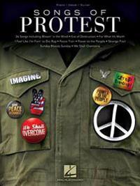 Songs of Protest (PVG)