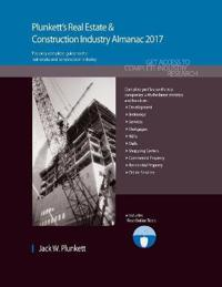 Plunkett's Real Estate & Construction Industry Almanac 2017