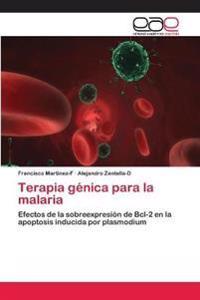 Terapia génica para la malaria