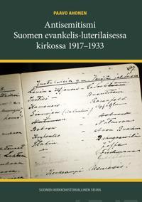 Antisemitismi Suomen evankelis-luterilaisessa kirkossa 1917-1933